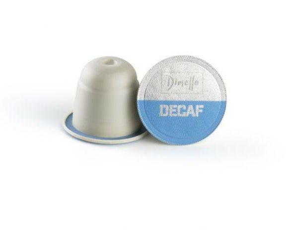 Capsule cafea Dimello – Decaf, compatibile Nespresso, 10 capsule