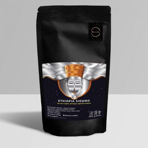 Cafea de specialitate - Rosters Coffee – Ethiopia Sidamo
