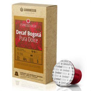 Capsule Gourmesso – Bogotá Pura Dolce - compatibile Nespresso - 10 capsule