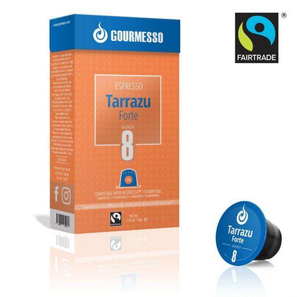Capsule Gourmesso – Tarrazu Forte - compatibile Nespresso - 10 capsule