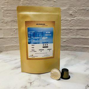Capsule cafea Gourmesso – Iced Coffee - Ediție limitată, compatibile Nespresso - 15 capsule