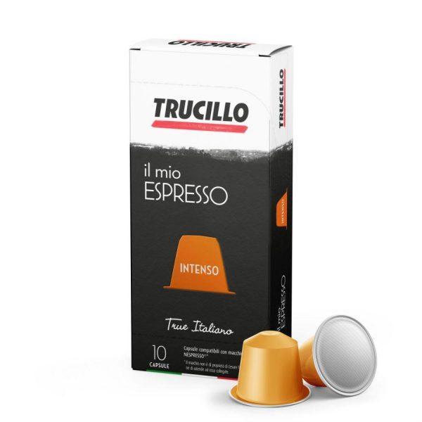 Capsule cafea Trucillo – Il Mio Espresso Intenso - compatibile Nespresso - 10 capsule