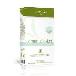 Capsulele Gourmesso - Ceai - Green infusion - compatibile Nespresso - 10 capsule