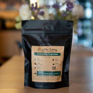 Cafea de specialitate Coffee Story – Columbia Supremo