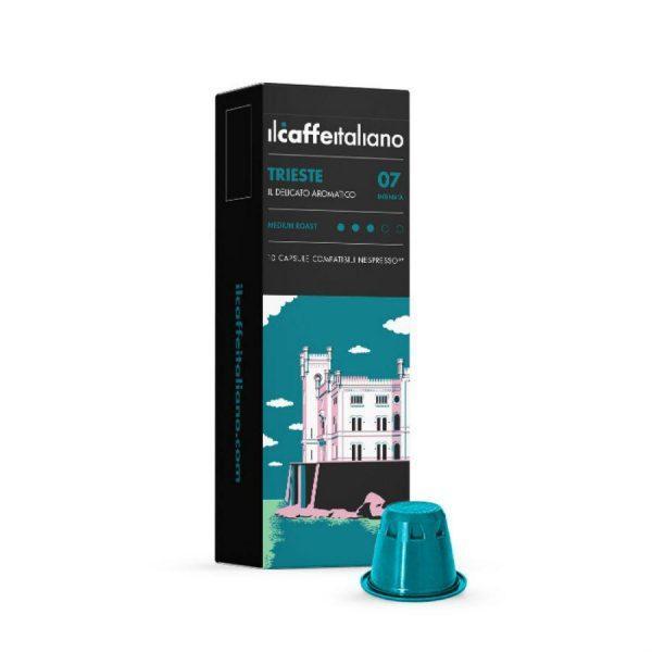 Capsule cafea_ll Caffe Italiano_Trieste_compatibile Nespresso_10 capsule
