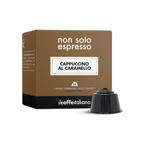 Capsule ll Caffe Italiano_Cappuccino Caramel_compatibile Dolce Gusto_16 capsule