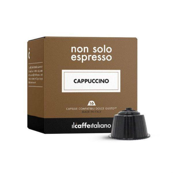 Capsule ll Caffe Italiano_Cappuccino_compatibile Dolce Gusto_16 capsule