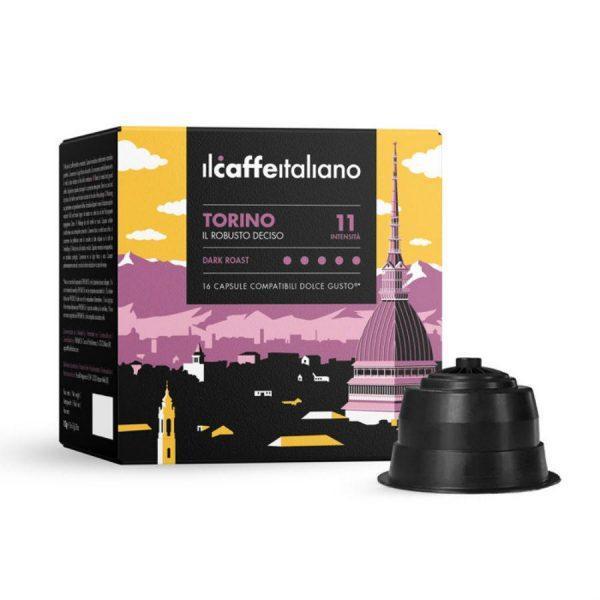 Capsule ll Caffe Italiano_Torino_compatibile Dolce Gusto_16 capsule