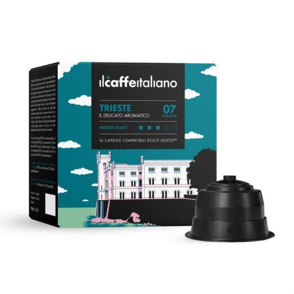 Capsule ll Caffe Italiano_Trieste_compatibile Dolce Gusto_16 capsule