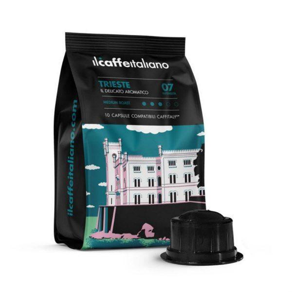 Capsule_ll Caffe Italiano_Trieste_compatibile_Caffitaly_Cafissimo_Beanz_10 capsule