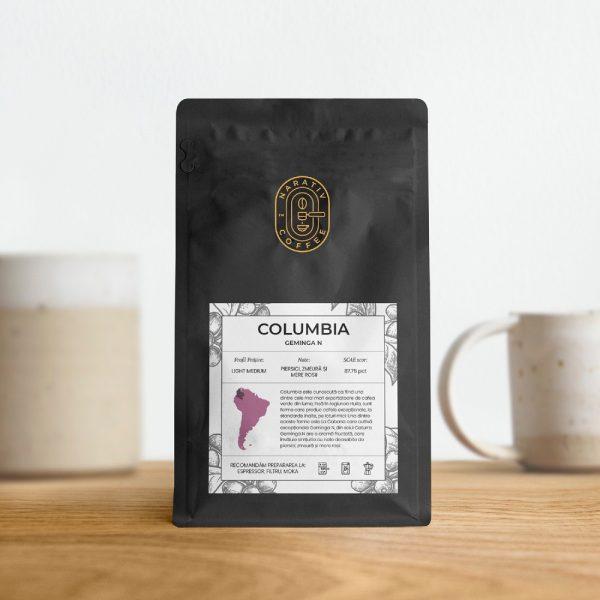 Cafea de specialitate Narativ Columbia Geminga N