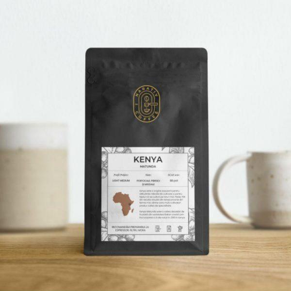 Cafea de specialitate Narativ Kenya Matunda