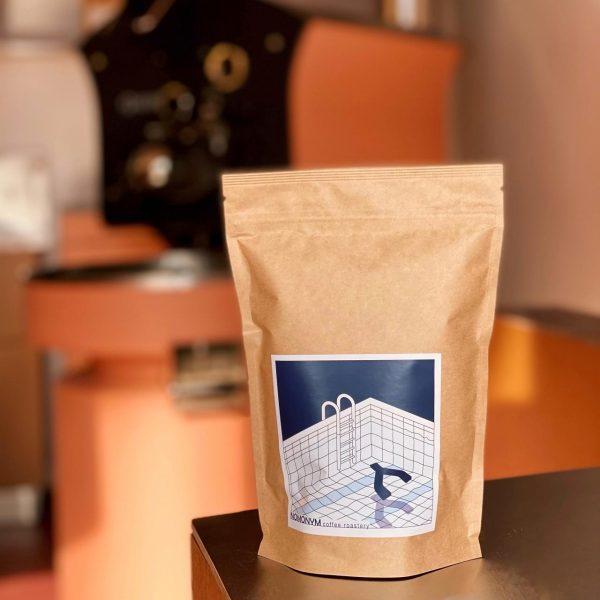 Cafea de specialitate Nomonym Coffee Ethiopia Benti Nenqa
