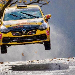 Alex Filip - Renaul Clio RS3