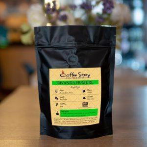 Cafea de specialitate Coffee Story – Rwanda Humure
