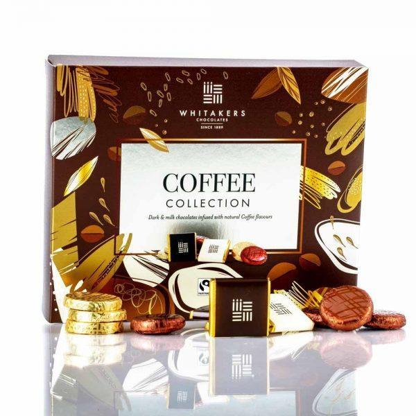 Cutie cu ciocolată Whitakers - Coffee collection