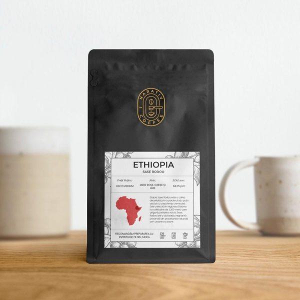 Cafea de specialitate Narativ Ethiopia Sase Rodoo