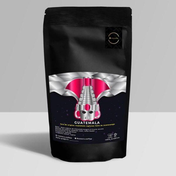 Cafea de specialitate Rosters Coffee Guatemala Valle de Acatenango