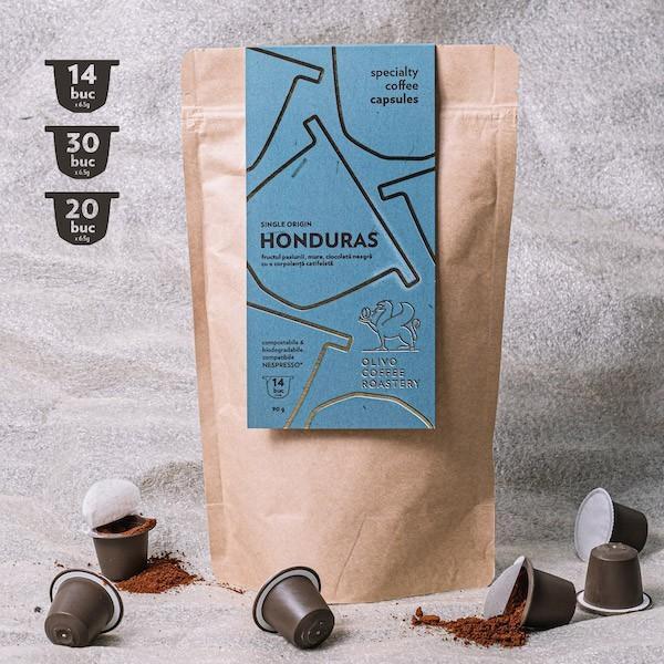 Capsule cafea de specialitate Olivo - Honduras