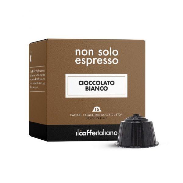 Capsule ll Caffe Italiano Cioccolata Bianca_compatibile Dolce Gusto_16 capsule