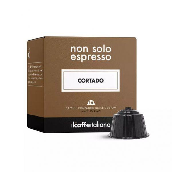Capsule ll Caffe Italiano Cortado_compatibile Dolce Gusto_16 capsule