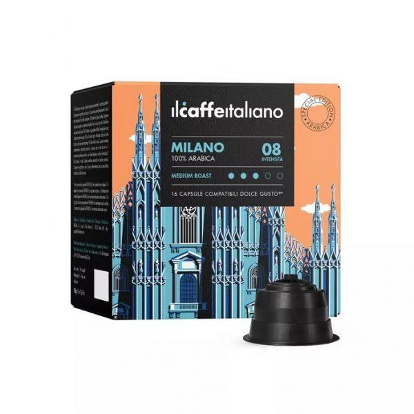 Capsule ll Caffe Italiano Milano_compatibile Dolce Gusto_16 capsule