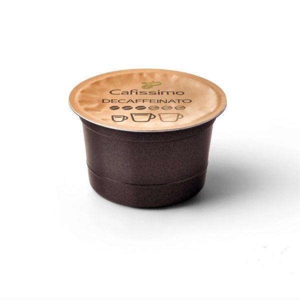 Capsule cafea Tchibo Cafissimo Caffè Crema fără cafeină_10 capsule