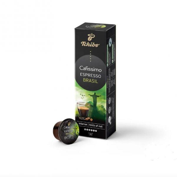 Capsule cafea Tchibo Cafissimo Espresso Brasil_10 capsule