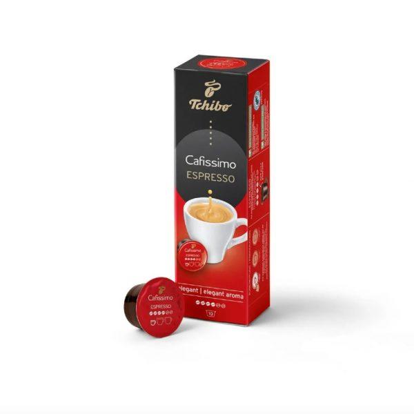 Capsule cafea Tchibo Cafissimo Espresso elegant_10 capsule