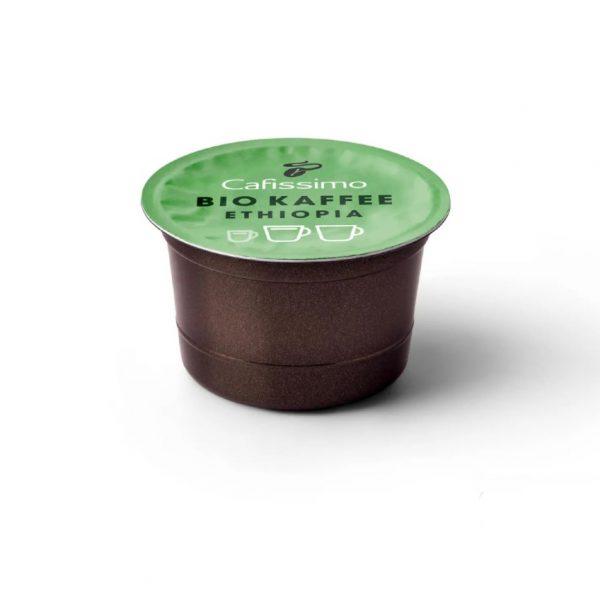 Capsule cafea Tchibo Bio Kaffee Ethiopia, 10 capsule